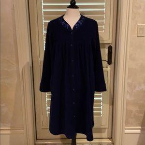 Miss Elaine warm robe